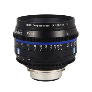 ZEISS COMPACT PRIME 3 18mm