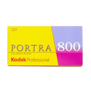 KODAK 120 PORTRA 800 ISO / 5