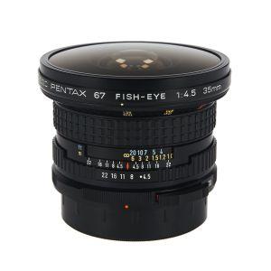 PENTAX 67 35mm FISHEYE