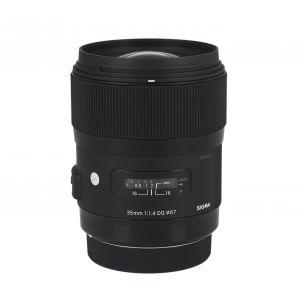 SIGMA ARTE 35mm F/1.4 DG - CANON
