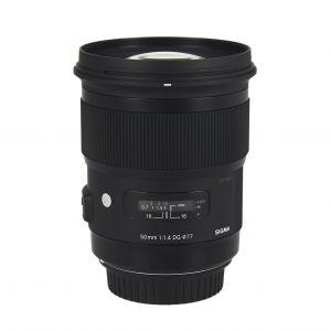 SIGMA ARTE 50mm F/1.4 DG - CANON