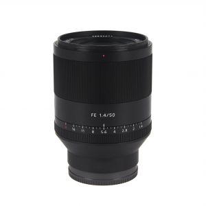 SONY ZEISS PLANAR FE 50mm 1.4